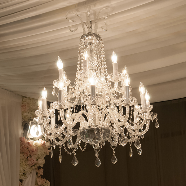 Chandeliers Party Rentals San Diego – Party Chandeliers