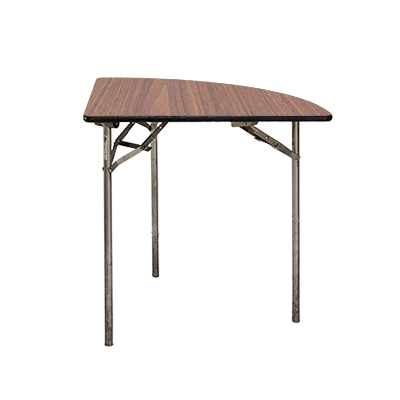 "Table End 30"" Quarter Round  www.Raphaels.com - Call to place your rental order today! 858-689-7368 - www.raphaels.com"