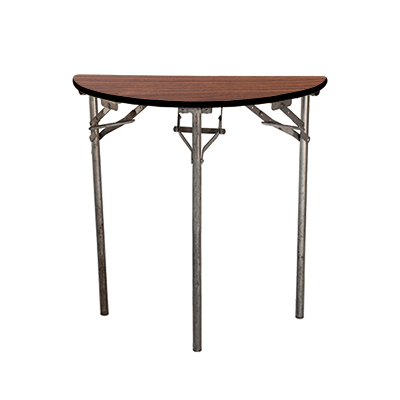 "Table End 30"" Half Round  www.Raphaels.com - Call to place your rental order today! 858-689-7368 - www.raphaels.com"