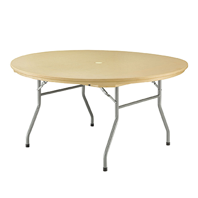 "Banquet Table, Rhino 60"" Round Seats 8-10  www.Raphaels.com - Call to place your rental order today! 858-689-7368 - www.raphaels.com"