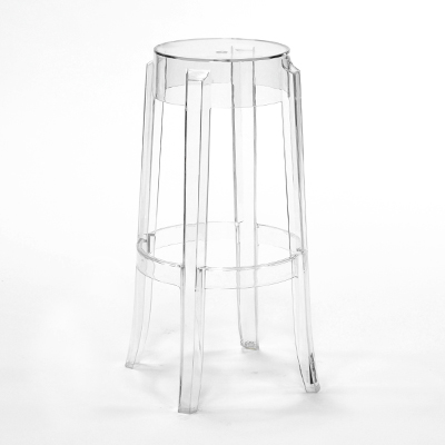 Phantom Barstool  Clear Acrylic  www.Raphaels.com - Call to place your rental order today! 858-689-7368 - www.raphaels.com