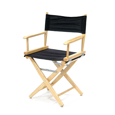 Directors Chair Short  www.Raphaels.com - Call to place your rental order today! 858-689-7368 - www.raphaels.com