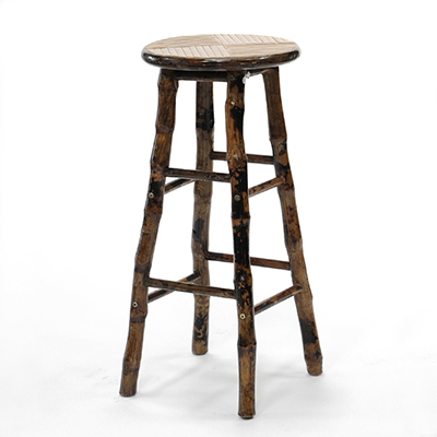 Bamboo Barstool    www.Raphaels.com - Call to place your rental order today! 858-689-7368 - www.raphaels.com