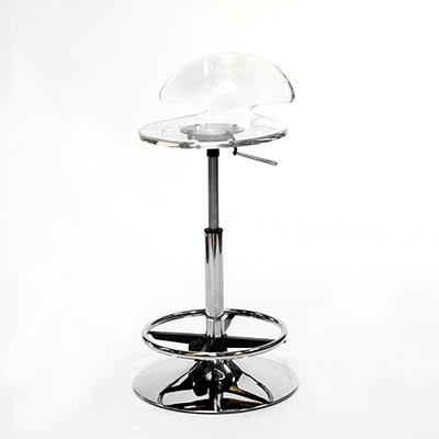 Barstool Acrylic   www.Raphaels.com - Call to place your rental order today! 858-689-7368 - www.raphaels.com