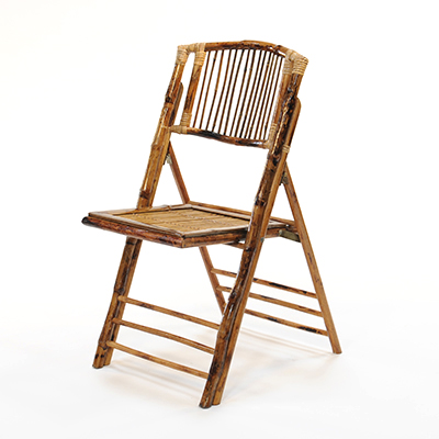 Bamboo Folding Chair    www.Raphaels.com - Call to place your rental order today! 858-689-7368 - www.raphaels.com