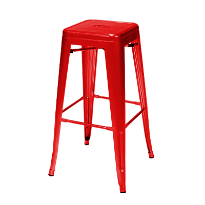 engrom Barstool Red  www.Raphaels.com - Call to place your rental order today! 858-689-7368 - www.raphaels.com
