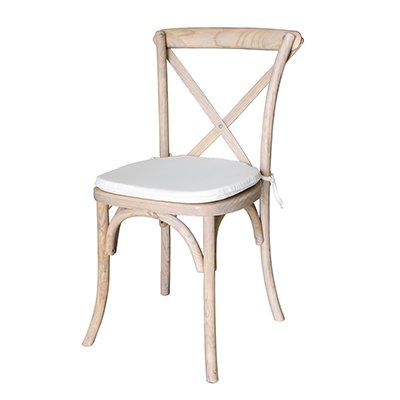 Lucca Bistro Chair Beechwood  www.Raphaels.com - Call to place your rental order today! 858-689-7368 - www.raphaels.com