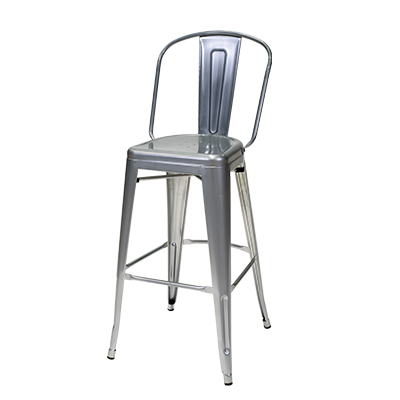 engrom Bar Chair Gunmetal Grey  www.Raphaels.com - Call to place your rental order today! 858-689-7368 - www.raphaels.com