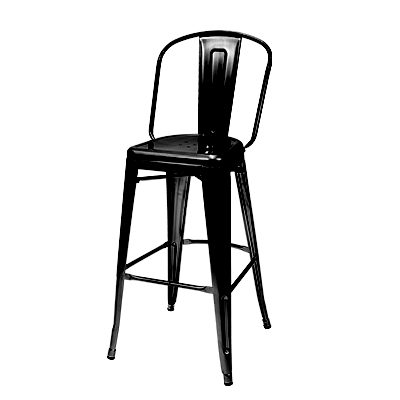 engrom Bar Chair Black  www.Raphaels.com - Call to place your rental order today! 858-689-7368 - www.raphaels.com