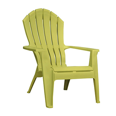 Adirondack Chair Resin - Lime  www.Raphaels.com - Call to place your rental order today! 858-689-7368 - www.raphaels.com