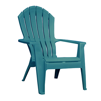 Adirondack Chair Resin - Teal  www.Raphaels.com - Call to place your rental order today! 858-689-7368 - www.raphaels.com