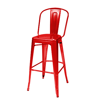 engrom Bar Chair Red  www.Raphaels.com - Call to place your rental order today! 858-689-7368 - www.raphaels.com