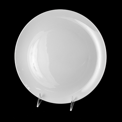 "Sophisticate China Dinner Plate 10-1/2""  www.Raphaels.com - Call to place your rental order today! 858-689-7368 - www.raphaels.com"