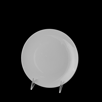 "Sophisticate China Salad Plate 8-1/2""  www.Raphaels.com - Call to place your rental order today! 858-689-7368 - www.raphaels.com"