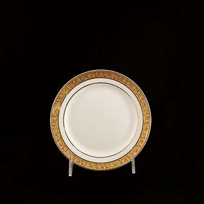"Magnificence China Bread/ Butter Plate 6-1/2""  www.Raphaels.com - Call to place your rental order today! 858-689-7368 - www.raphaels.com"