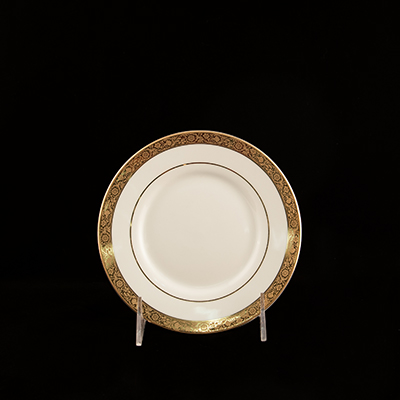 "Magnificence China Saucer 6-1/4""  www.Raphaels.com - Call to place your rental order today! 858-689-7368 - www.raphaels.com"