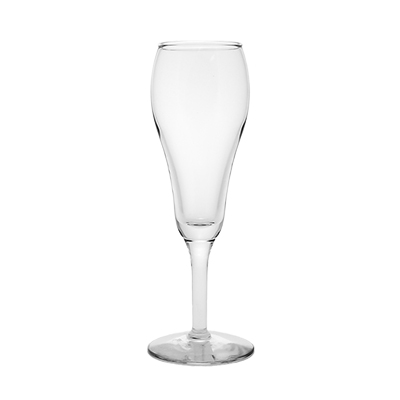 Champagne Glass Tulip 6-1/2 oz  www.Raphaels.com - Call to place your rental order today! 858-689-7368 - www.raphaels.com