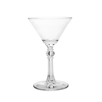 Martini Glass 4-1/2 oz.  www.Raphaels.com - Call to place your rental order today! 858-689-7368 - www.raphaels.com