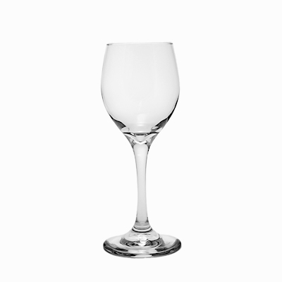 Wine Glass, Perception 6.5 oz  www.Raphaels.com - Call to place your rental order today! 858-689-7368 - www.raphaels.com