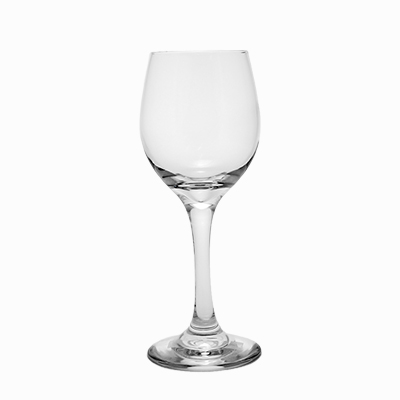 Wine Glass, Perception 8 oz  www.Raphaels.com - Call to place your rental order today! 858-689-7368 - www.raphaels.com