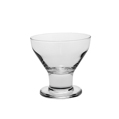 Dessert Glass, 10 oz    www.Raphaels.com - Call to place your rental order today! 858-689-7368 - www.raphaels.com