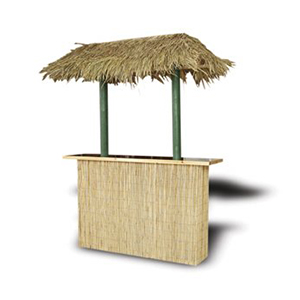 Tiki Hut Bar    www.Raphaels.com - Call to place your rental order today! 858-689-7368 - www.raphaels.com