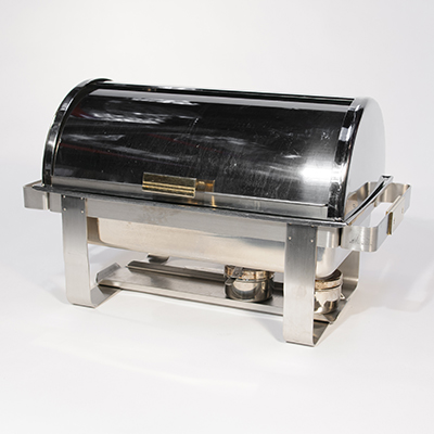 Chafing Dish 8 Qt Stainless Steel  www.Raphaels.com - Call to place your rental order today! 858-689-7368 - www.raphaels.com