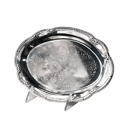 Silver Tray Sugar/Creamer  www.Raphaels.com - Call to place your rental order today! 858-689-7368 - www.raphaels.com