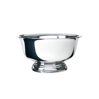 "Silver Revere Bowl, 6""    www.Raphaels.com - Call to place your rental order today! 858-689-7368 - www.raphaels.com"