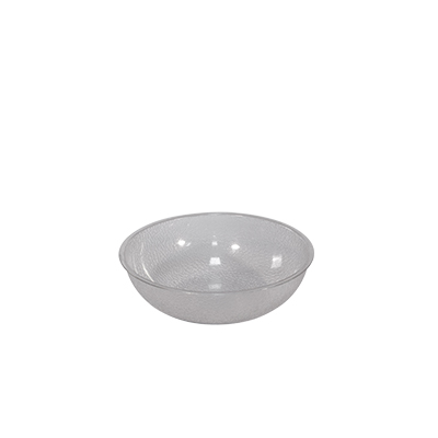"Pebble Bowl 12"" Plastic  www.Raphaels.com - Call to place your rental order today! 858-689-7368 - www.raphaels.com"