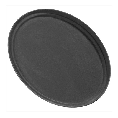 "Oval Catering Tray 23"" x 27"" Plastic  www.Raphaels.com - Call to place your rental order today! 858-689-7368 - www.raphaels.com"