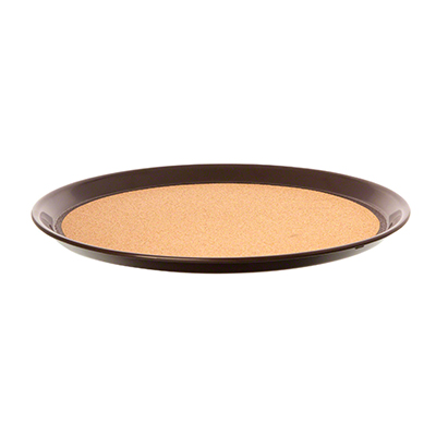 "Plastic Tray, 14"" Cork    www.Raphaels.com - Call to place your rental order today! 858-689-7368 - www.raphaels.com"