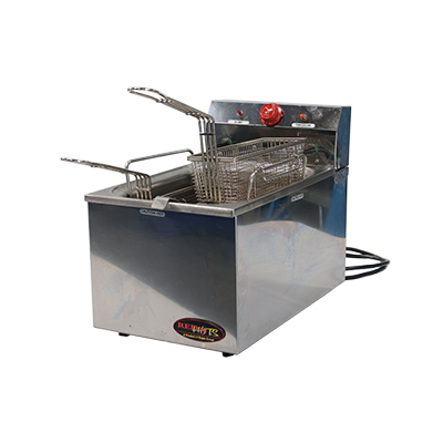 Electric Deep Fryer    www.Raphaels.com - Call to place your rental order today! 858-689-7368 - www.raphaels.com