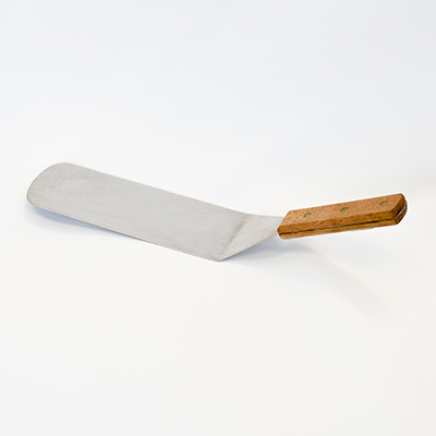 Spatula Wood Handle  www.Raphaels.com - Call to place your rental order today! 858-689-7368 - www.raphaels.com