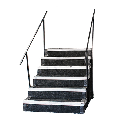 "Platform Steps 40""    www.Raphaels.com - Call to place your rental order today! 858-689-7368 - www.raphaels.com"