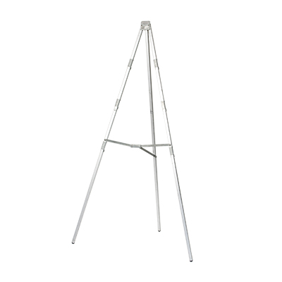 Aluminum Easel    www.Raphaels.com - Call to place your rental order today! 858-689-7368 - www.raphaels.com