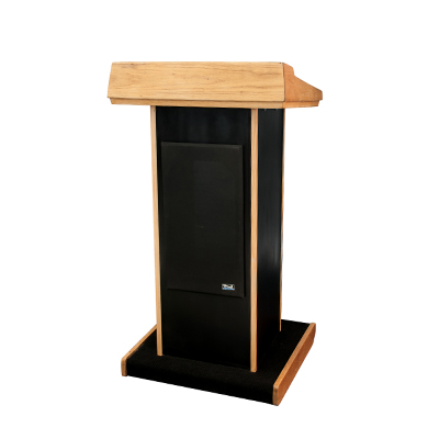Executive Podium (w/o amp and microphone)  www.Raphaels.com - Call to place your rental order today! 858-689-7368 - www.raphaels.com