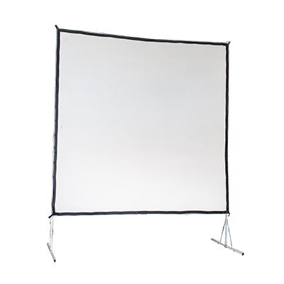 Movie Screen 10' x 10'  www.Raphaels.com - Call to place your rental order today! 858-689-7368 - www.raphaels.com