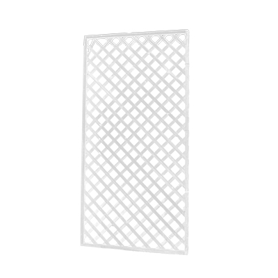 4'x 8' White Trellis    www.Raphaels.com - Call to place your rental order today! 858-689-7368 - www.raphaels.com