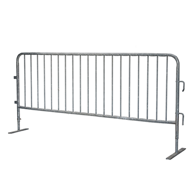 Pedestrian Barricades    www.Raphaels.com - Call to place your rental order today! 858-689-7368 - www.raphaels.com