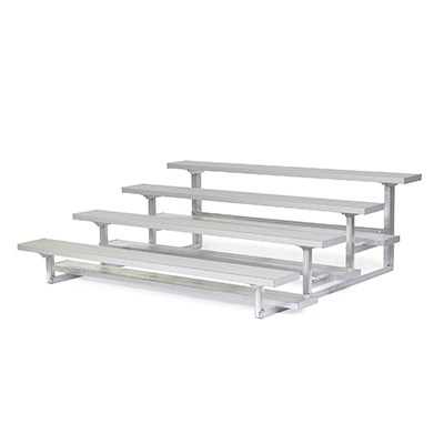 Bleacher Seating Aluminum Bleachers  www.Raphaels.com - Call to place your rental order today! 858-689-7368 - www.raphaels.com