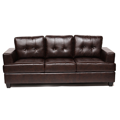 Soho Couch Brown  www.Raphaels.com - Call to place your rental order today! 858-689-7368 - www.raphaels.com